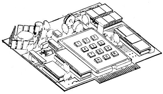 синтезаторов речи DT1000